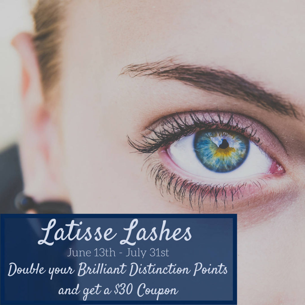 Latisse Promotion