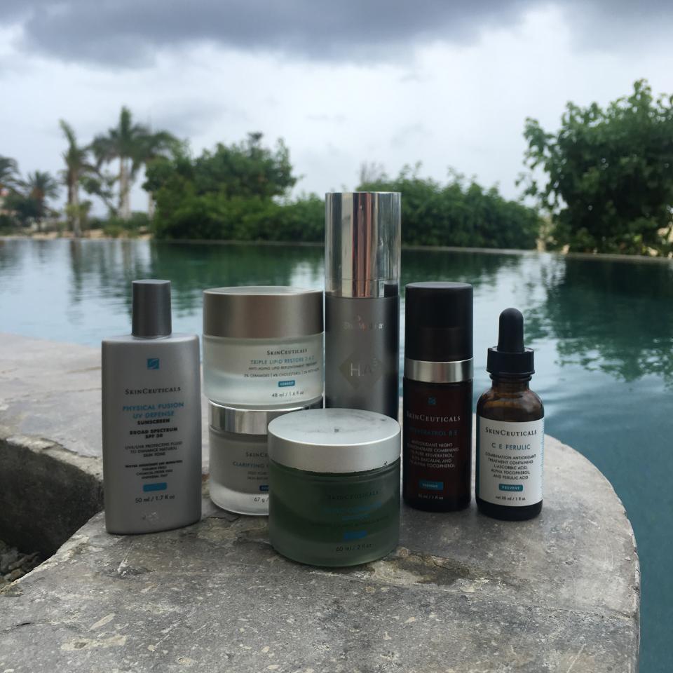 Skinceuticals and SkinMedica